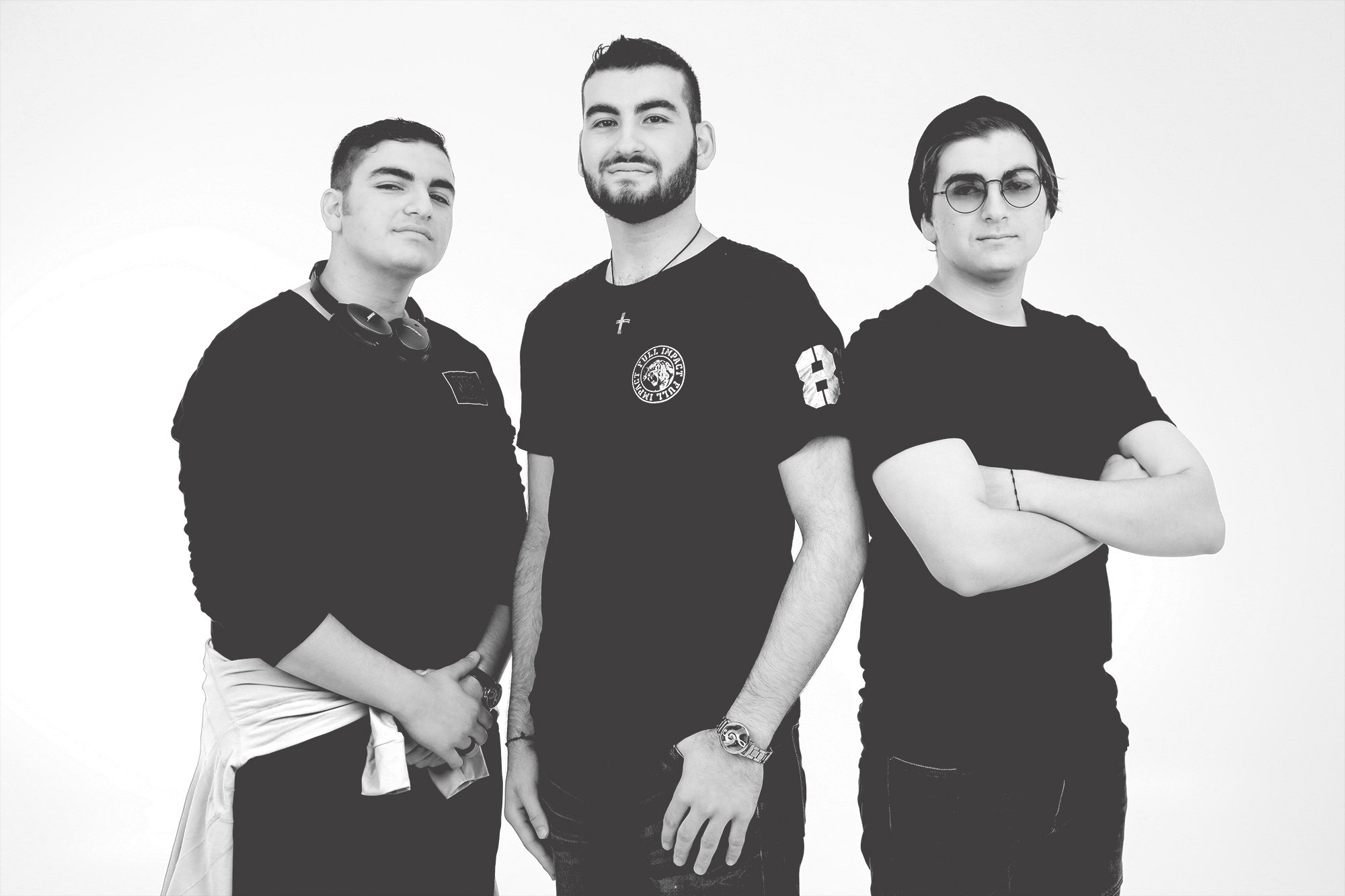 INTRODUCING: S3 The Saba Brothers