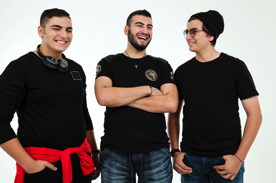 S3 Saba Brothers – Rock It All Night Long