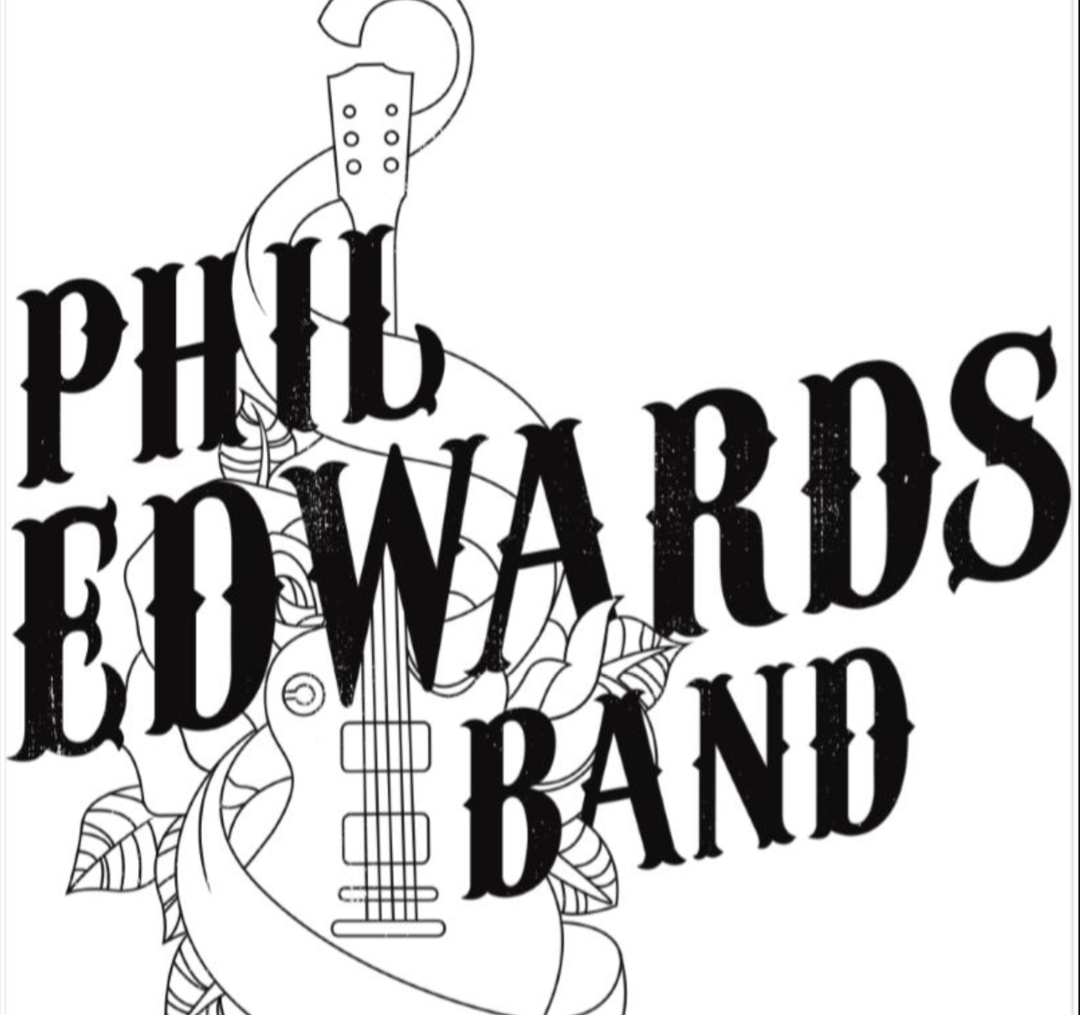 PHIL EDWARDS BAND – INTRODUCING