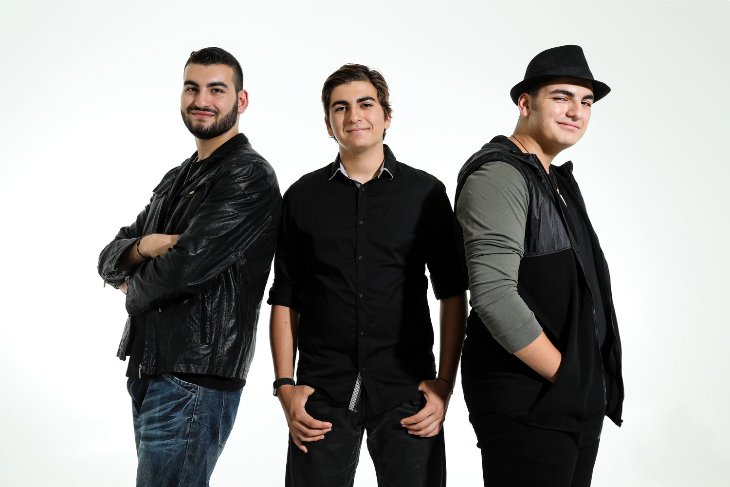 Smile 's for S3 Saba Brothers