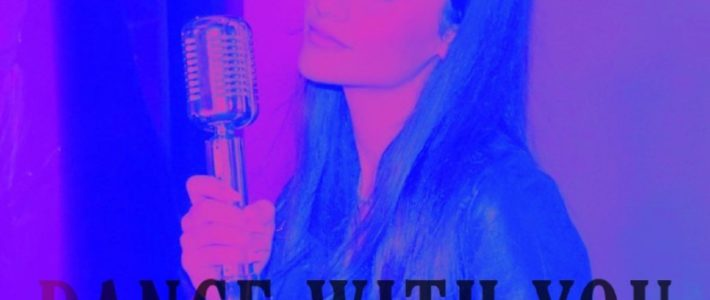 DANCE WITH YOU – Violeta's cracking new single
