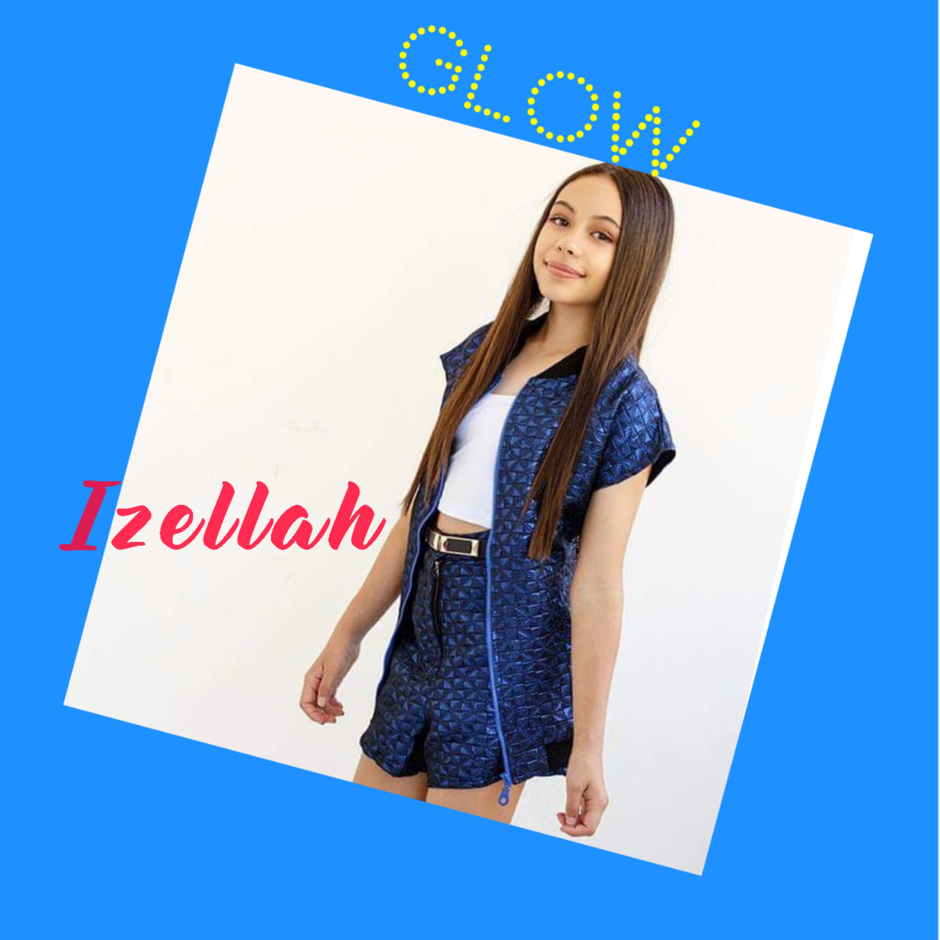 IZELLAH – Glowing Release