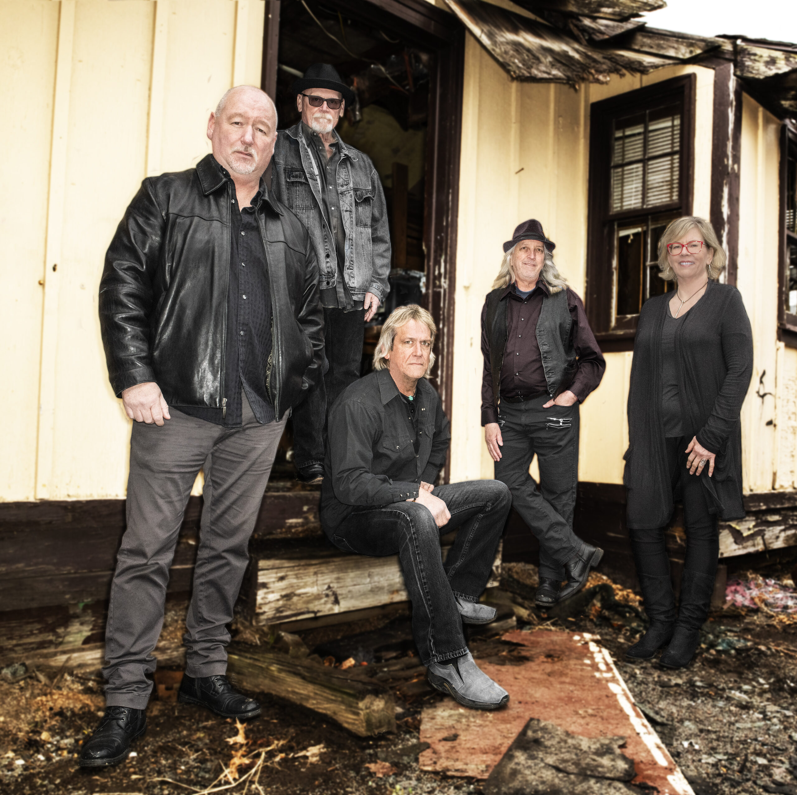 Slidewinder Blues Band – Introducing – AR Promotion – New Music